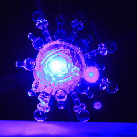 Cheap Hot Sale LED 7 Colors Changing Special Christmas Decorative Sucker Night Light - TRANSPARENT  Mobile