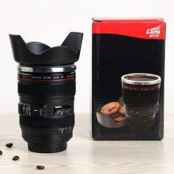 Hot Sale Heat-Resistant Coffee Tea Cup 400ML Camera Lens Mug