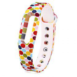 Leopard Pattern TPU Band -