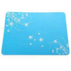 Practical Silicone Placemats Insulated Western Food Mat Home / Restaurant Usage -