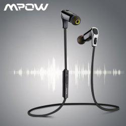 MPOW Swallow Bluetooth V4.1 Sport Earbuds Stereo Headphone with Microphone Noise Cancelling