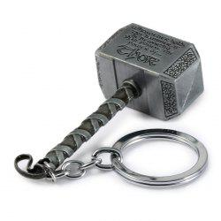 Portable The Avengers-Thor Style Metal Bulk Key Chain Cool Accessory -