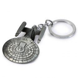Portable Star Trek Enterprise NCC-1710 F Designed Belt Metal Key Chain