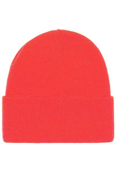 Hot Chic Candy Color Knitted Beanie For Women