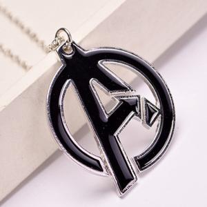 Marvel's The Avengers Alloy Pendant Necklace -