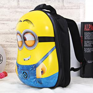 Cute Bee-do Design Children Schoolbag Backpack -