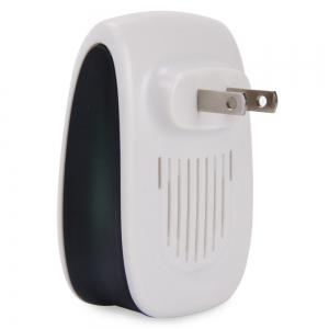 Multi-purpose Electronic Pest Repeller Ultrasonic Mosquito Rejector for Home Office - WHITE US PLUG