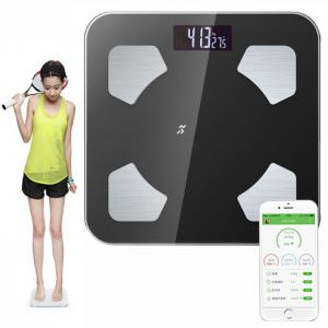 Smart Bluetooth 4.0 Fat Scales BMI Data Acquisition APP Control Multi Health Indicators Weight Tool