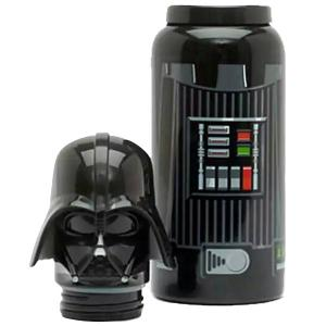 Fashion 300ML Star Wars Darth Vader Shape Stainless Steel Vacuum Flask -