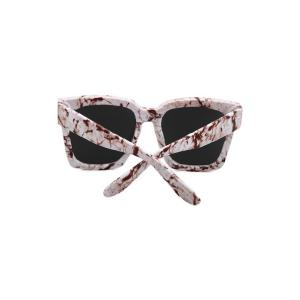 Chic Stone Pattern Quadrate Sunglasses For Women -