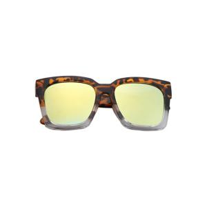 Chic Multicolor Quadrate Wayfarer Sunglasses -