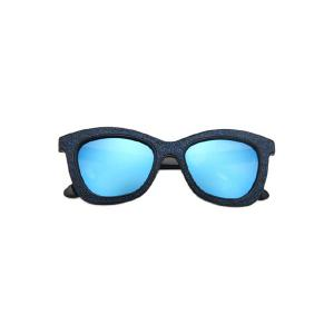 Chic Glitter Powder Frame Sunglasses For Women -