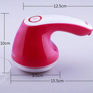 FLYCO FR5006 Lint Remover Stainless Steel Wire Mesh Clothes Fuzz Shaver - ROSE RED