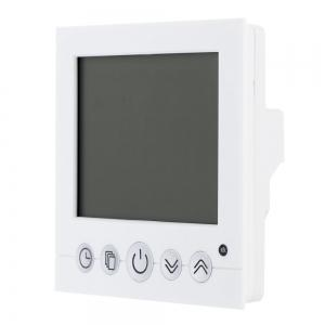 TS-C16 LCD Display Heating Thermostat Touchscreen Durable Temperature Controller -