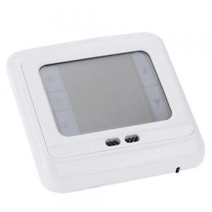 TS-C07 LCD Display Thermostat Heating Control Weekly Programmable Device - GREEN
