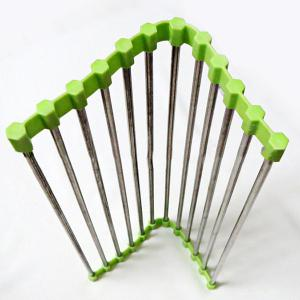 Creative Multifunctional Stainless Steel Folding Drainer Rack -