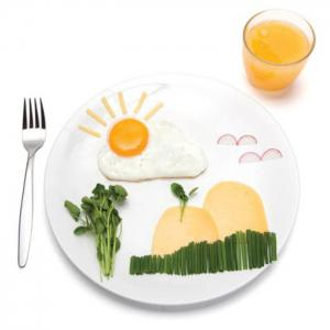 Creative Sun Cloud Silicone Fried Egg Mold Funny Kitchen Gadgets - RED