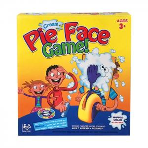 Pie Face Cream Trick Game Fun and Exciting Tricky Toy -