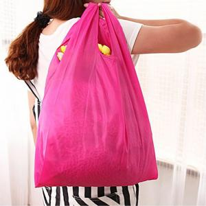 Folding Reusable Shopping Bags Travel Shoulder Bag Pouch Tote Handbag -