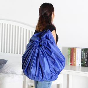 150cm Large Size Baby Portable Toy Storage Bag Drawstring Tether Pouch -