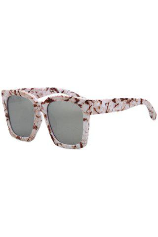 Store Chic Stone Pattern Quadrate Sunglasses For Women