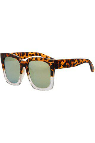 Shop Chic Multicolor Quadrate Wayfarer Sunglasses