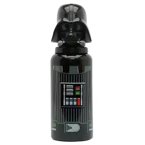 Outfit Fashion 300ML Star Wars Darth Vader Shape Stainless Steel Vacuum Flask