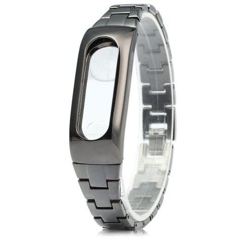 Shops Stainless Steel Strap Anti-lost Design Wristband