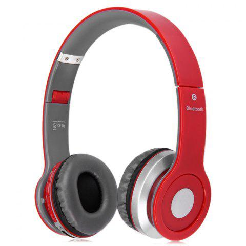 RED S450 Foldable Wireless Bluetooth V2.1 EDR Headphone