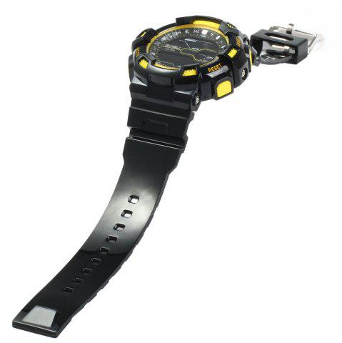 Outfit Gobu 1520 Multifunctional Male LED Sports Watch Rubber Band -   Mobile
