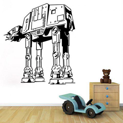 Fashion w-29 AT-AT Walker Style Removable Wall Sticker Water Resistant Home Art Decals