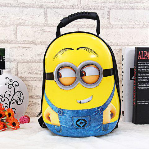 Trendy Cute Bee-do Design Children Schoolbag Backpack