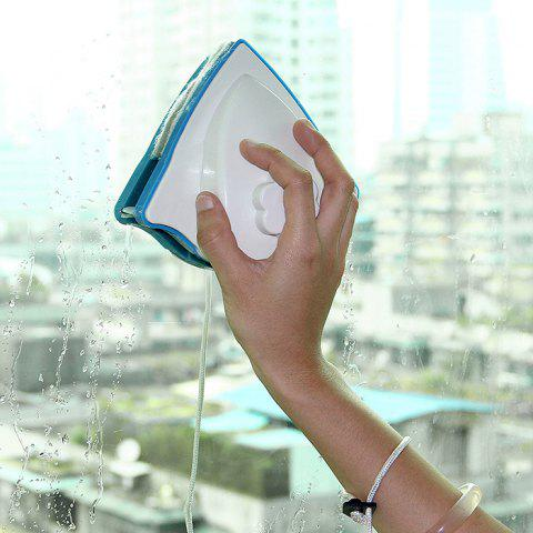 Latest Adjustable Magnetic Window Cleaner Double Side Glass Wiper Useful Surface Brush