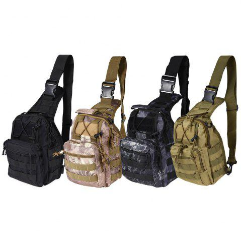Latest Outdoor Shoulder Military Backpack Camping Travel Hiking Trekking Bag - WASTELAND PYTHON PATTERN  Mobile