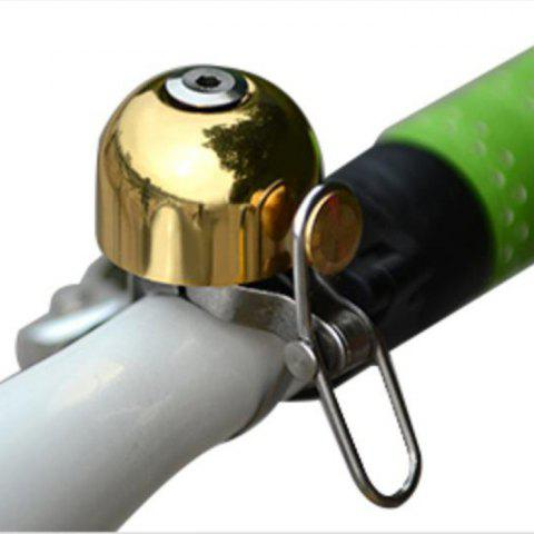 Latest ROCKBROS Bike Bell Stainless Steel + Brass Made -   Mobile