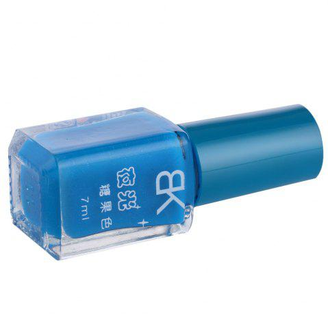 Sale 7ml bNoctilucent Fluorescent Lacquer Neon Glow In Dark Nail Polish - 08 DEEP BLUE Mobile