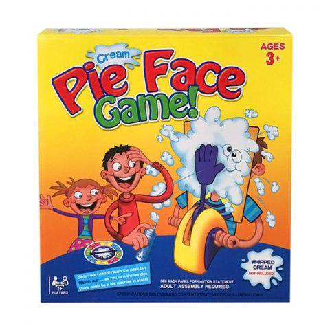 Pie Face Cream Trick Game Fun and Exciting Tricky Toy от Rosegal.com INT