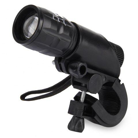 New Q5 Bicycle Light 3W 140 Lumens 3 Modes LED Lamp Front Torch with Torch Holder