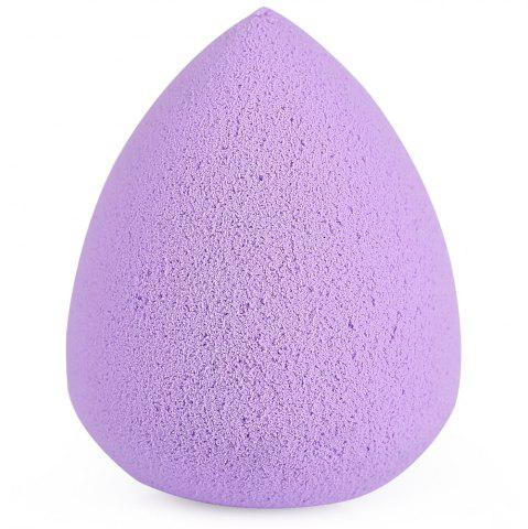 Sale Flawless Smooth Powder Water Drop Sponge Puff - PURPLE  Mobile