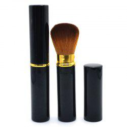 Stylish Telescopic Fiber Blush Brush with Lid