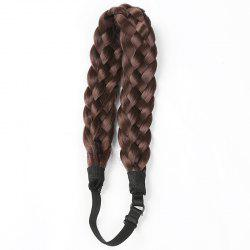 Charming High Temperature Fiber Long Braided Hair Extensions For Women - #06