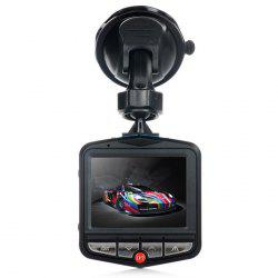 GT300 Full HD 1080P 3.0MP 2.4 inch Screen CMOS 110 Degree View Angle Car Vehicle Dashcam DVR Recorder with Generalplus 1248 Chipset Night Vision G-Sensor -