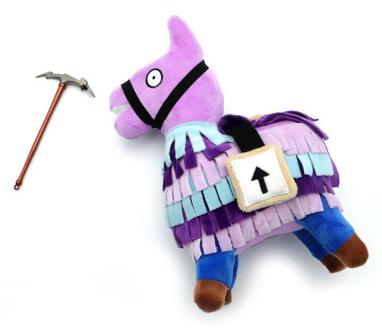 2019 Alpaca Plush Toy Fortnite Game Derivative Rosegal Com