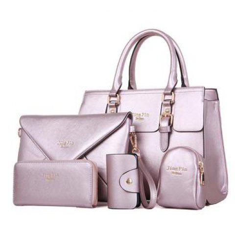 Leather Business Handbags ( Set )