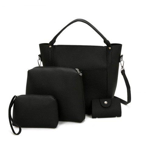 Mother Handbags Multifunctional Bags 4pcs e3413f717111e