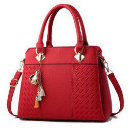 Classic Fashion Handbag Elegant Arm Bag Trendy Large Capacity Tote -