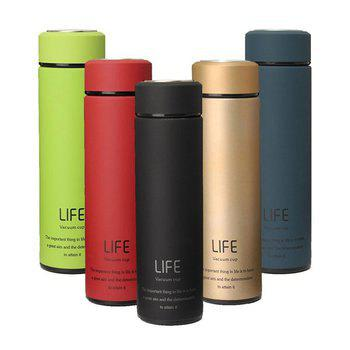 Latest Stainless Steel Vacuum Coffee Tea Cup Mug Travel Insulated Container Office Water Bottle