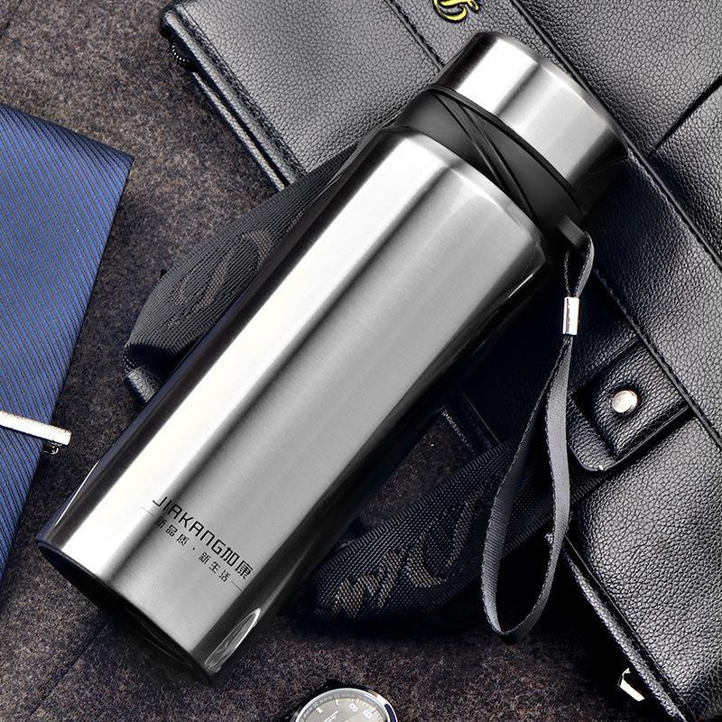 Trendy Vacuum Stainless Steel Cup Creative Double Gift Outdoor Supply