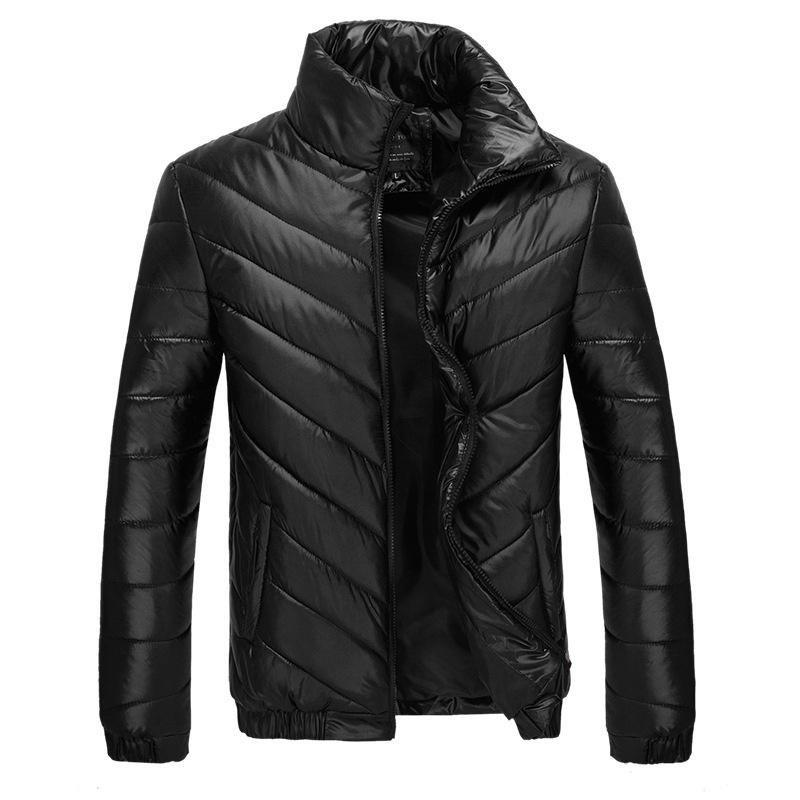 Discount Man Stand Collar Down Jacket
