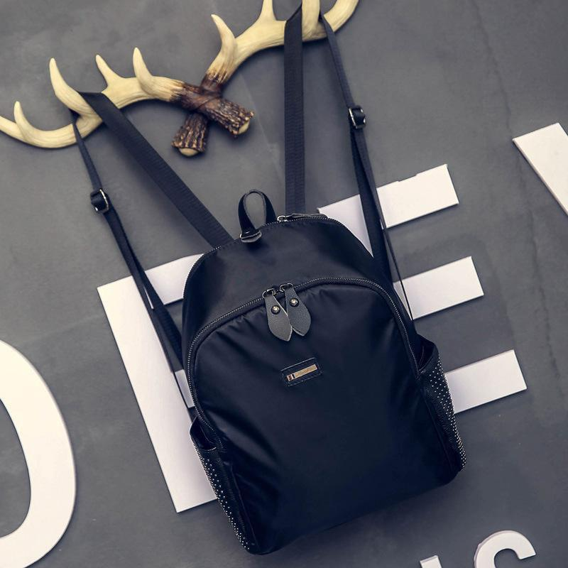 Trendy Oxford Bobby Nylon Fashion Concise Backpack